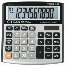 Kalkulator Citizen CT-500V II