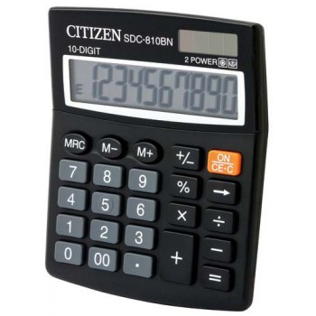 Kalkulator Citizen SDC 810BN