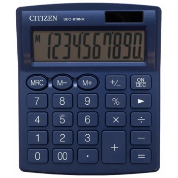 Kalkulator Citizen SDC 810NRNVE