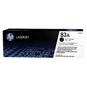 Toner HP CF283A 83A Black