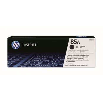 Toner HP CE285A 85A Black