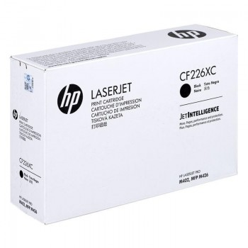 Toner HP CF226XC 26X Black
