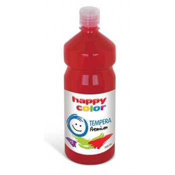 Farba tempera Happy Color 1000ml bordowy
