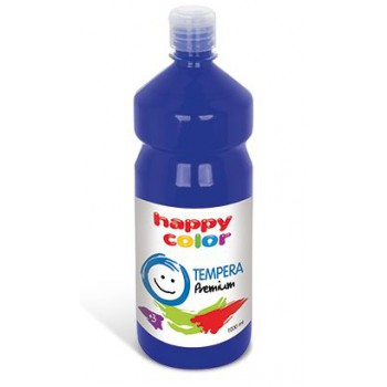 Farba tempera Happy Color 1000ml granatowy