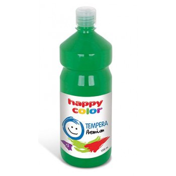 Farba tempera Happy Color 1000ml zielony