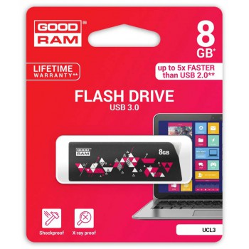 Pendrive Goodram Click 3.0 8 GB