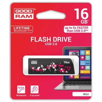 Pendrive Goodram Click 3.0 16 GB