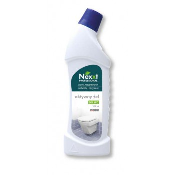 Aktywny żel do WC Nexxt 750ml