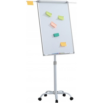 Flipchart mobilny Office Products 70x100cm, z ramionami