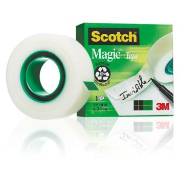 Taśma Scotch Magic 19mm x 33m